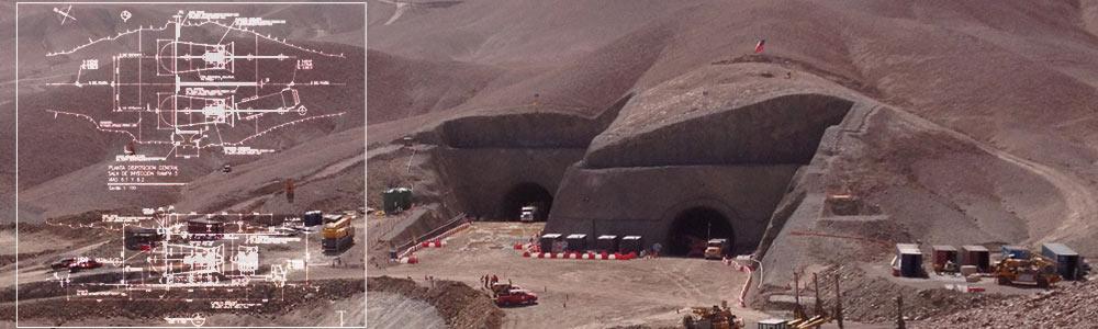 Suministro, Montaje y Puesta en Marcha de Ventiladores Principales Mina Proyecto Chuquicamata Subterráneo (PMCHS)
